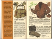 Banana Republic #26 Fall 1986 Correspondent's Bag, On-The-Road Jacket, Touring Cap