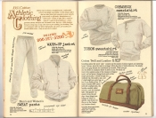 Banana Republic #26 Fall 1986 Athletic Clothing, Grip Bag