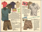 Banana Republic #26 Fall 1986 Costa Brava Shirt, Bersaglieri Shorts, Ventilated Shirt, Clay-Court Shorts
