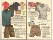 Banana Republic #26 Fall 1986 Costa Brava Shirt, Bersaglieri Shorts, Ventilated Shirt, Clay-Court Shorts