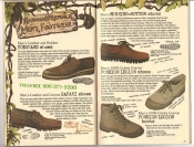 Banana Republic #26 Fall 1986 Toeguard Shoes, Safari Shoes, Running-Bottom Shoes, Foreign Legion Shoes, Foreign legion Boots