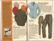 Banana Republic #26 Fall 1986 Andes Shirt, White-Collar Workshirt, Outback Pants