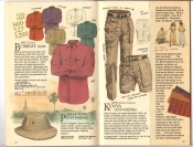 Banana Republic  Catalog #33 Fall 1987 Bombay Shirt, Pith Helmet, Kenya Convertibles