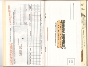 Banana Republic  Catalog #33 Fall 1987 Order Form