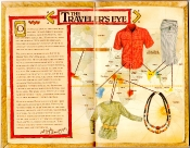Banana Republic Catalog #35 The Traveller's Eye Introduction