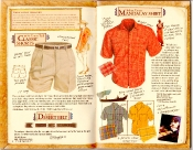 Banana Republic Catalog #35 Classic Shorts, Desert Belt, Mandalay Shirt