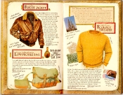 Banana Republic Catalog #35 Flight Jacket, Low-Profile Bag, Ecology Sweater