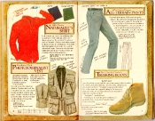 Banana Republic Catalog #35 Naturalist's Shirt, Photojournalist Vest, All-Terrain Pants, Trekking Boots