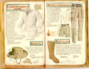 Banana Republic Catalog #35 Correspondent\'s Jacket, French Army Bush Hat, Kenya Convertibles, Rain Boots