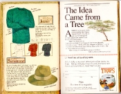Banana Republic Catalog #35 Long-Sleeved Jersey, Safari Hat, Trips