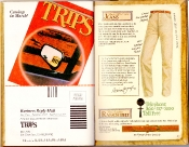 Banana Republic Catalog #35 Trips, Men's Jeans. Ranch Belt