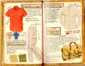Banana Republic Catalog #35 Expedition Shirt, Jungle Fatigues, Traveler\'s shirt, Freelance Briefcase