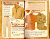 Banana Republic Catalog #35 Windbuffer Jacket, Richard Walker's Pants, Nile Shirt