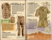 Banana Republic Summer 1985 Update #24, Photojournalist Vest, Outback Pants, Bushman's Shirt, Outback Shorts