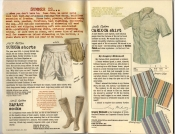 Banana Republic Summer 1985 Update #24 Gurkha Shorts, Safari Socks, Carioca Shirt