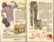 Banana Republic Summer 1985 Update #24 Naturalist's Shirt, Sportsman's Bag, Kenya Convertibles