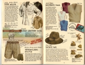 Banana Republic Summer 1985 Update #24 Bush Shirt, Bersaglieri Shorts, Writer's Vest, English Bridle Belt, Safari Hat