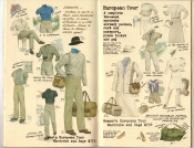 Banana Republic Summer 1985 Update #24 European Wardrobe