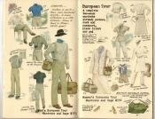 Banana Republic Summer 1985 Update #24 European Wardrobe