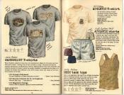 Banana Republic Summer 1985 Update #24 Wanderlust T-Shirts, Athletic T-Shirt, Athletic Shorts, Mesh Tank Tops