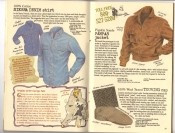 Banana Republic Catalog #30 Holiday 1986 Sierra Denim Shirt, Pampas Jacket, Tweed Touring Cap