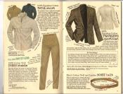Banana Republic Catalog #30 Holiday 1986 Twill Shirts, Dress Khakis, Traveler\'s Sportcoat, Money Belt
