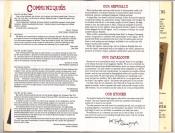 Banana Republic Catalog #30 Holiday 1986 Communiques