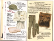 Banana Republic Catalog #30 Holiday 1986 Safari Cap, Banana Republic Shirt, Guide to Travel and Safari Clothing, Fatigue Pants