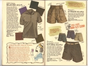 Banana Republic Catalog #30 Holiday 1986 No-Horse Shirt, Women\'s Outback Shorts, Riviera Shorts