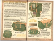 Banana Republic Catalog #30 Holiday 1986 Carry-On Luggage