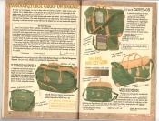 Banana Republic Catalog #30 Holiday 1986 Carry-On Luggage