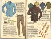Banana Republic Catalog #30 Holiday 1986 White-Collar Workshirt, Richard Walker's Pants, Naturalist's Shirt, Suspenders