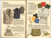 Banana Republic Catalog #30 Holiday 1986 Bush Vest, Yukon Shirt, Israeli Paratrooper Briefcase