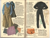 Banana Republic Catalog #30 Holiday 1986 Expedition Jumper, Mud-Cloth Scarf, All-Night Jumpsuit, Essential Bag